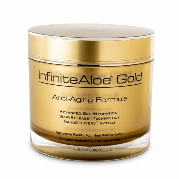 InfiniteAloe Gold Anti-Aging 6.7oz jar