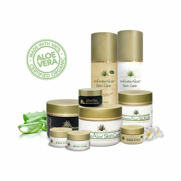 InfiniteAloe Premier Skin Care Package