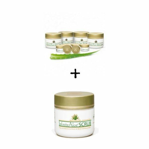 Skin Care & SCRUB Bundle