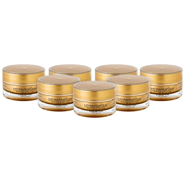 IA Gold Travel Set