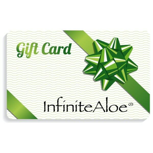 InfiniteAloe Gift Card