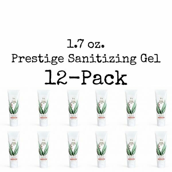 1.7 oz. IA Prestige Sanitizing Gel 12-Pack