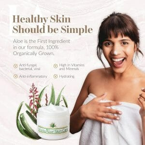 Healthy skin should be simple