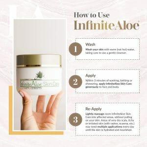 InfiniteAloe usage tips