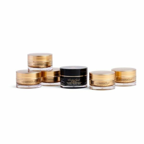 InfiniteAloe Gold Anti-Aging Glow Package
