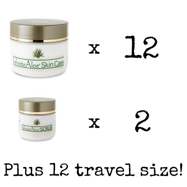 InfiniteAloe Ultimate Pack